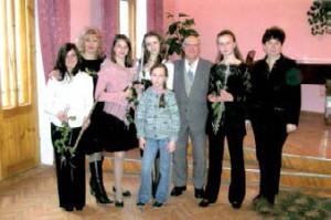 Концерт класу викладача Ласійчук В.І.